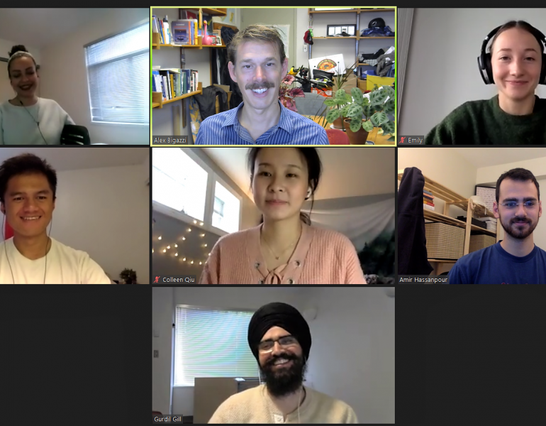 React lab meets over zoom
